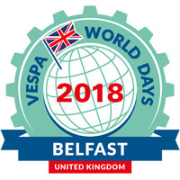 Vespa World Days 2018 Organisation logo